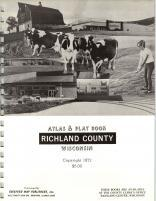 Title Page, Richland County 1972
